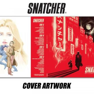 Snatcher Cover Promo