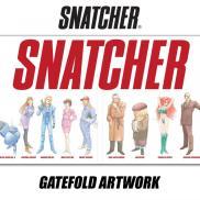 Snatcher Gatefold Promo