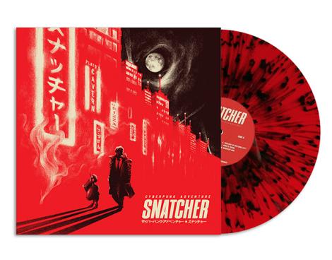 Snatcher Red Disc